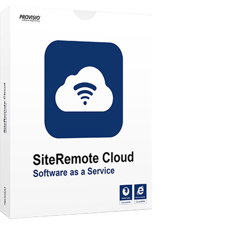 SiteRemote Cloud (jaarplan)