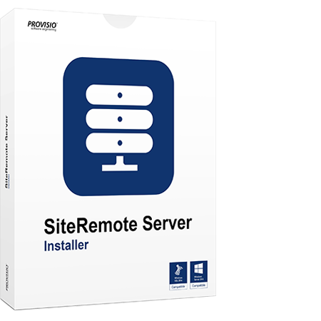 SiteRemote Server